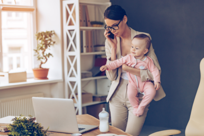 Resolution, Working Parent, Busy Parent
