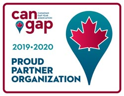 Canadian Gap Year Association logo